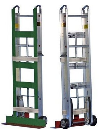 Hand trucks r us yeats 59 inch dual strap appliance for Furniture hand truck