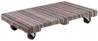 Hand Trucks R Us Fully Carpeted Furniture Dollie