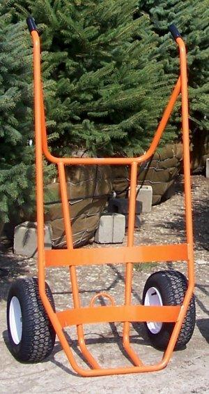 Hand Trucks R Us Diablo Nursery Ball Cart 1200 Lb Capacity Item 3c B32