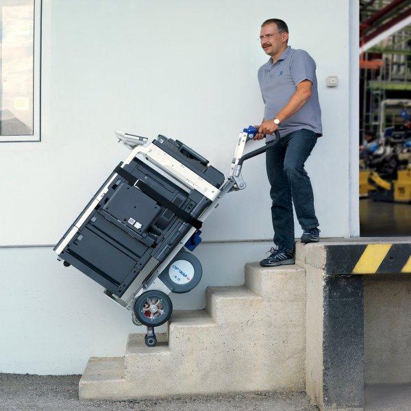 Hand Trucks R Us Liftkar Hd Stair Climbing Appliance